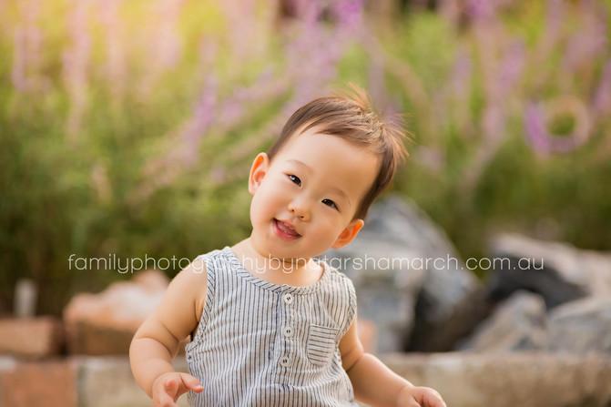 Noah 1 Year - Brisbane Family Photographer