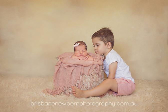 Melina - Brisbane Newborn Photographer