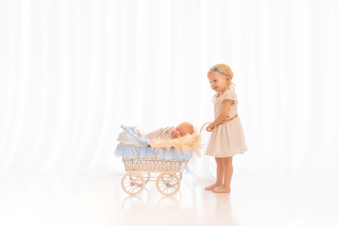 Baby Samuel - North Brisbane Newborn Photographer