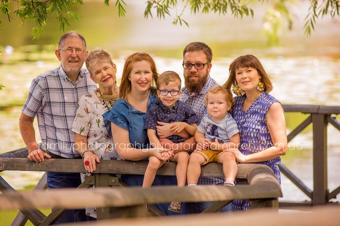 Henke Family - Brisbane Family Photographer