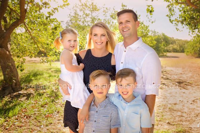 Lambe Family - Brisbane Family Photographer