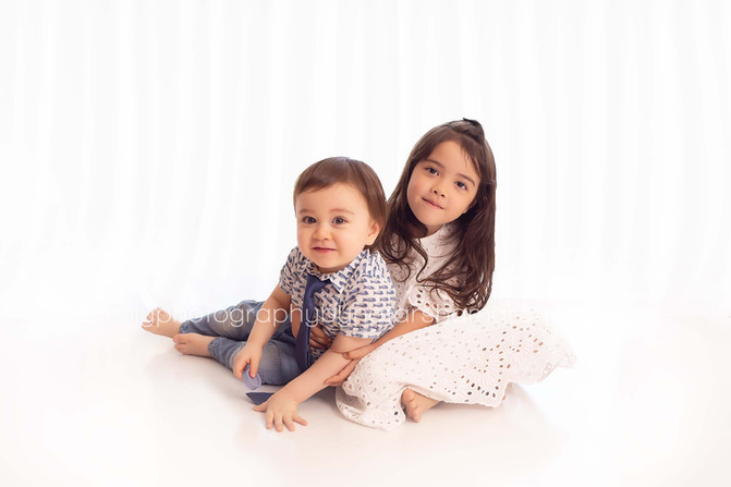 Jasper and Coraline - North Brisbane Family Photographer
