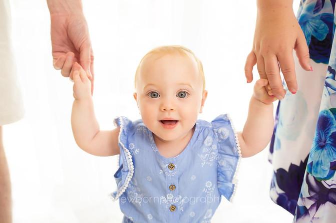 Baby Evie - Brisbane Baby Photographer