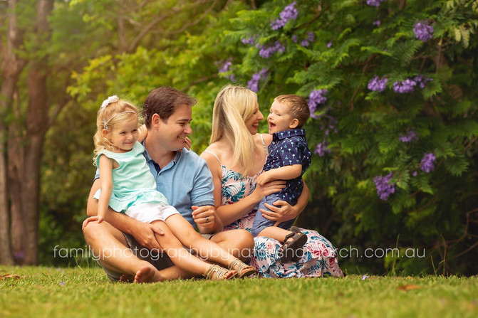 Butler Family - North Brisbane Family Photographer