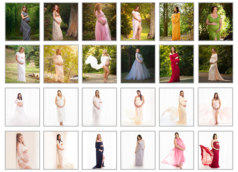 maternity-photographer-brisbane-gowns