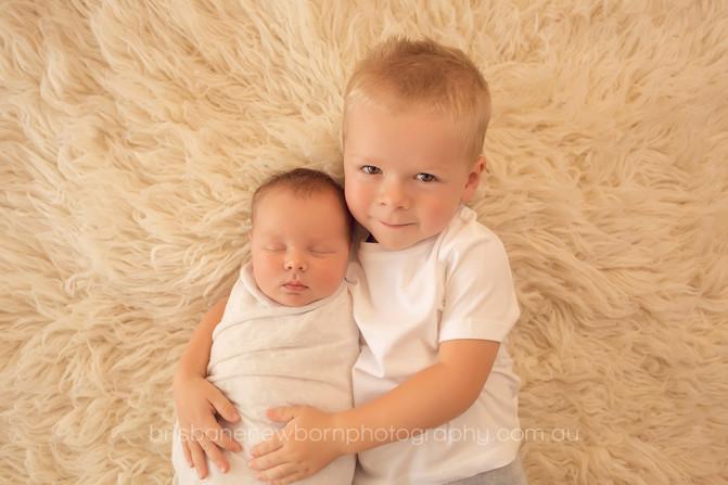 Baby Max - North Brisbane Newborn Photographer