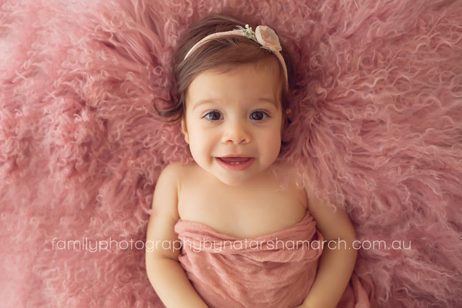 Baby Veda - North Brisbane Baby Photographer