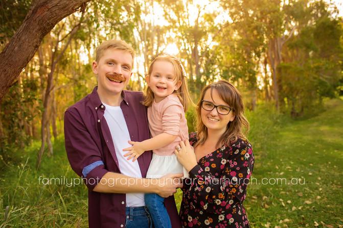 Munro Family - North Brisbane Family Photographer