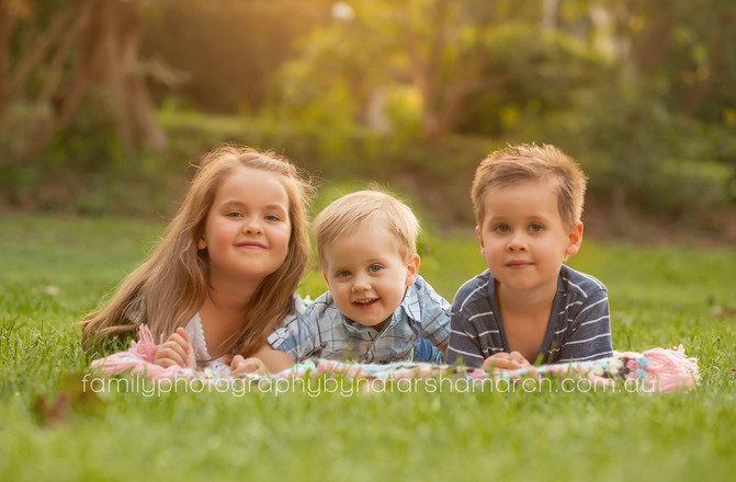 Myer Family - North Brisbane Family Photographer