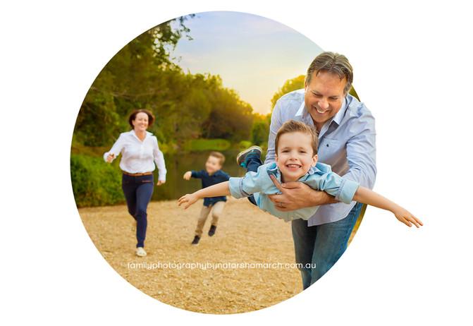 Gautier Family - Brisbane Family Photographer