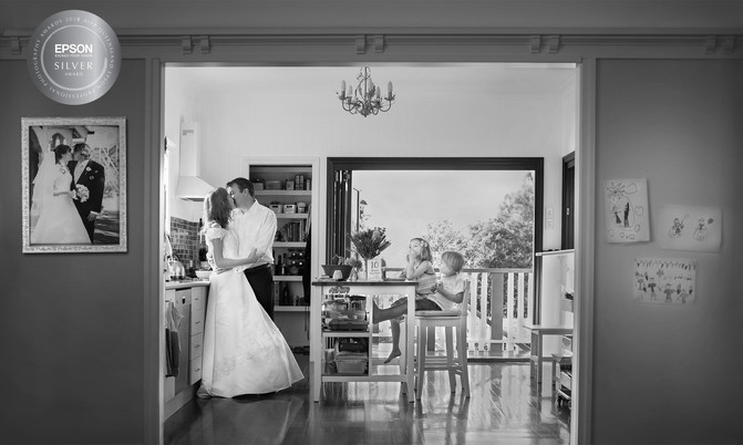 Newlywed Love - Brisbane Family Photographer