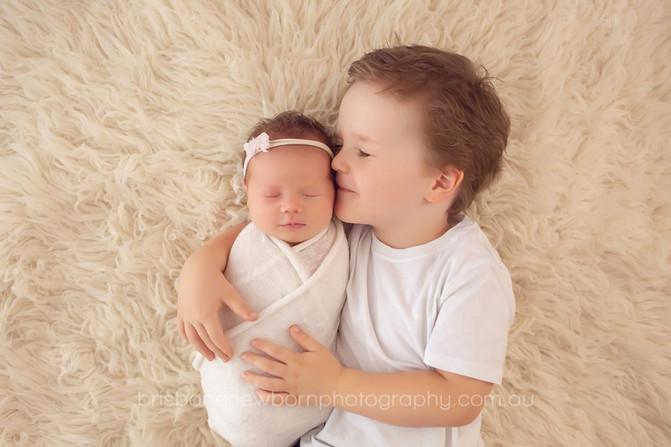 Baby Grace - Brisbane Newborn Photographer