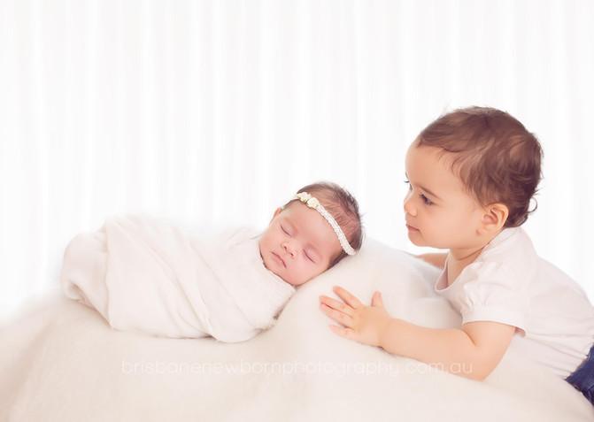 Baby Nadia - Brisbane Newborn Photographer