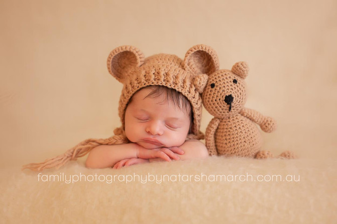 Baby Sienna - Brisbane Newborn Photography