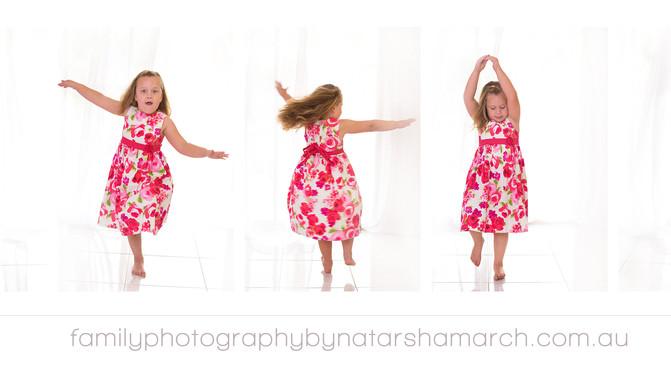 Bella 6 Years Old - Brisbane Family Photographer