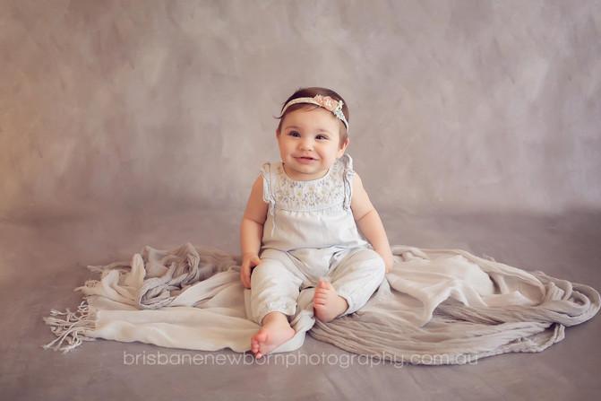 Baby Isabella - North Brisbane Baby Photographer