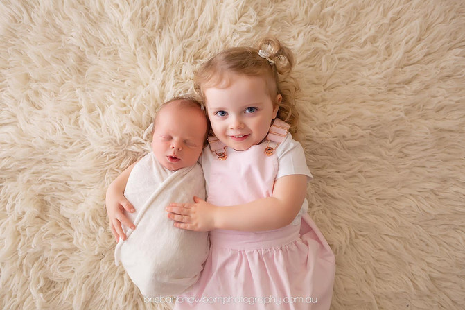 Baby Pierce - Brisbane Newborn Photographer
