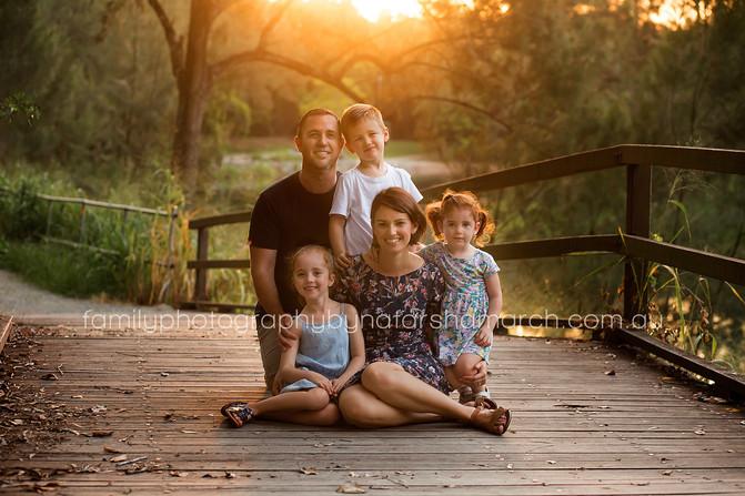 Elkins Family - North Brisbane Family Portraits