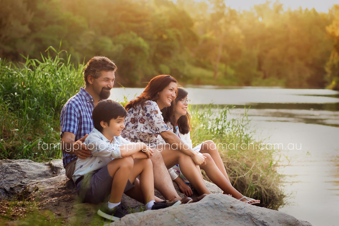 Salvatore Family - North Brisbane Family Photographer