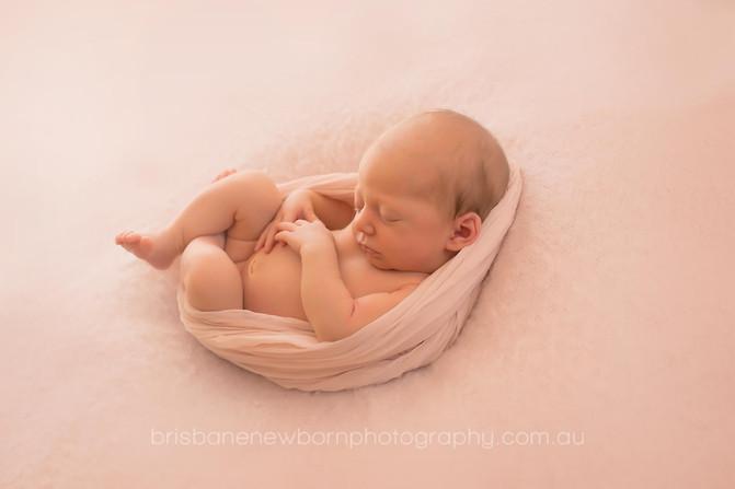 Baby Lilian - Brisbane Newborn Photographer