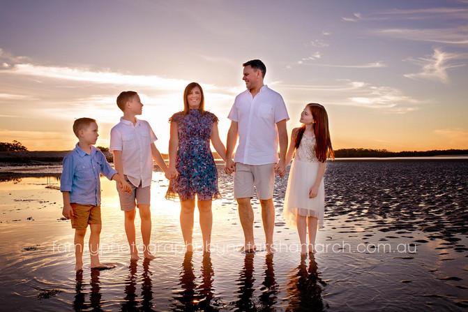 Martin Family - North Brisbane Family Photographer