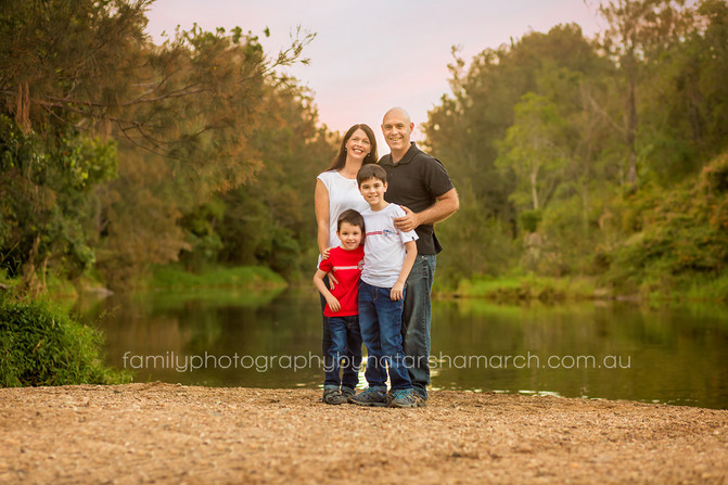 Chapman Family - Brisbane Family Photographer