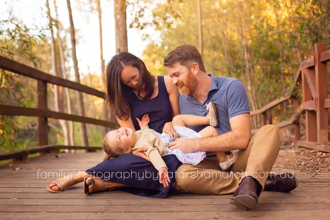 Masefield Family - Brisbane Family Photographer