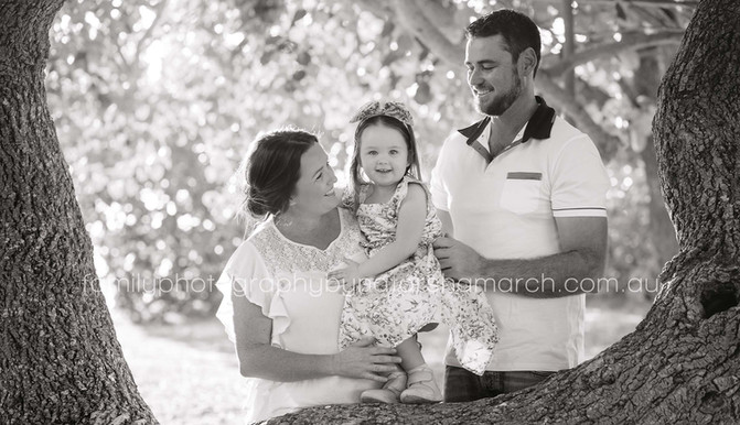 Jones Family - North Brisbane Family Photographer