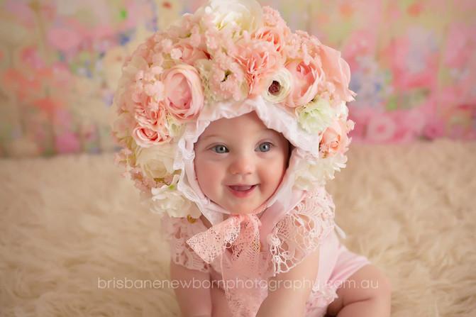 Baby Evie - North Brisbane Baby Photographer