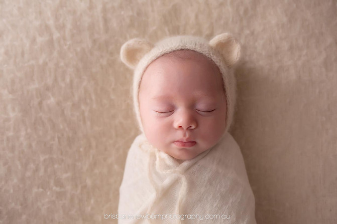 Baby Charlotte - Brisbane Newborn Photographer