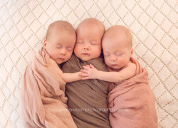 Triplets Photographer Brisbane