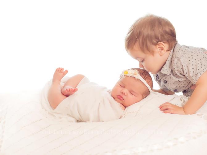 Baby Isabella - Brisbane Newborn Photographer