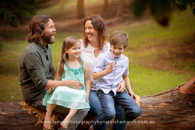 Westfield Family - Brisbane Family Photographer