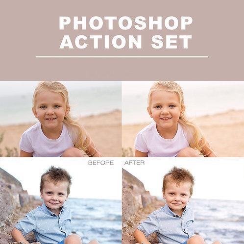 Photoshop Action Set
