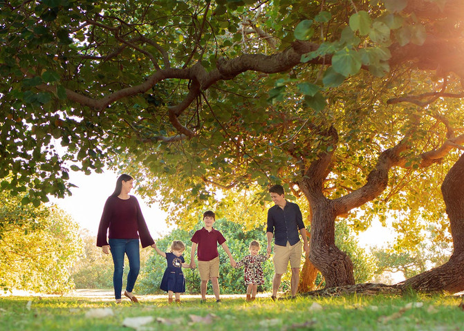 Cullen Family - Family Photographer Brisbane North
