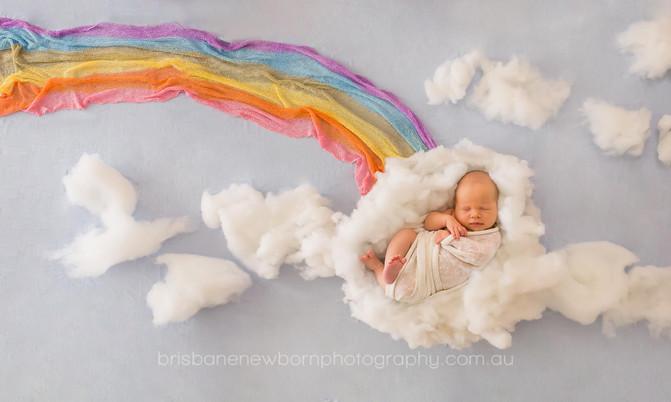 Baby Bryce - Brisbane Newborn Photographer