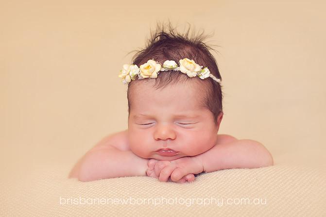 Gabriela - Brisbane Newborn Photographer
