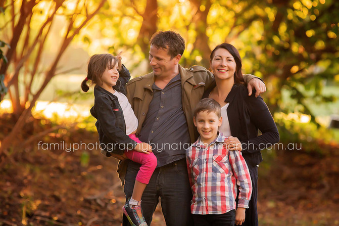 Reynolds Family - North Brisbane Family Photographer