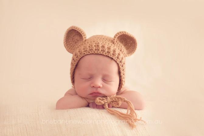 Baby Theo - Brisbane Newborn Photographer