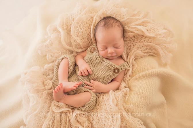 Baby Flynn - Brisbane Newborn Photographer