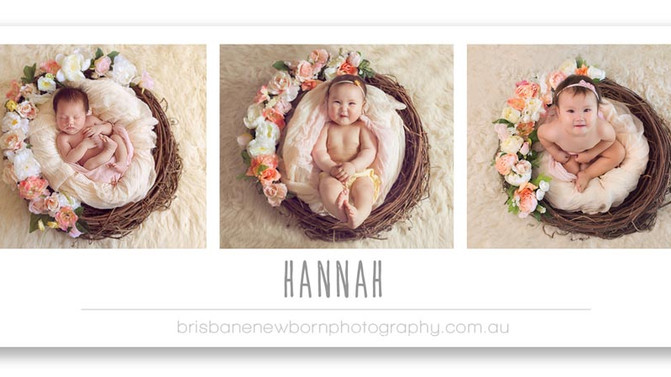 Hannah's First Birthday - Brisbane Baby Photographer