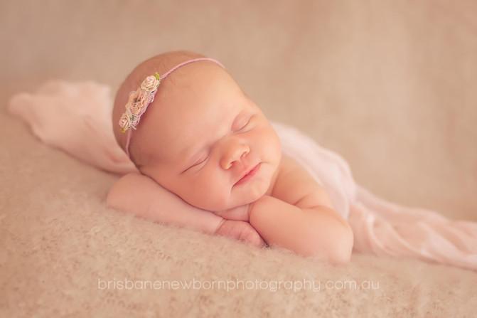 Baby Tessa - Brisbane Baby Photographer
