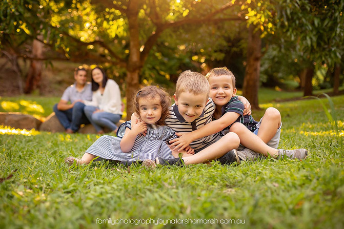 Scuderi Family - North Brisbane Family Photographer