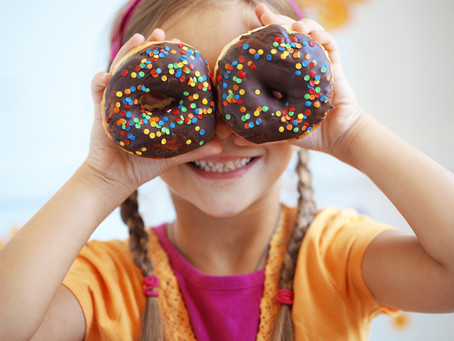 Kids and sugar- what is the deal?
