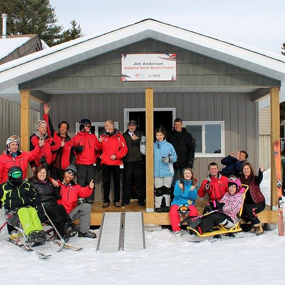 Burgers and Beers for No Limits Adaptive Ski Association