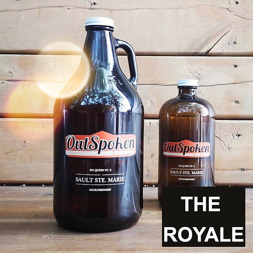 THE ROYALE - 3 MONTH - TOTAL Amount