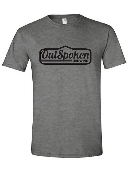 OutSpoken Brewing Branded T-Shirt