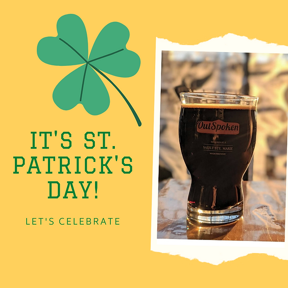 St.Patrick's Day at OutSpoken Brewing