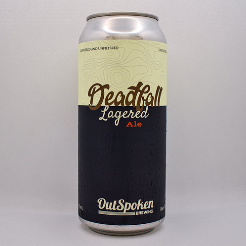 Deadfall Lagered Ale