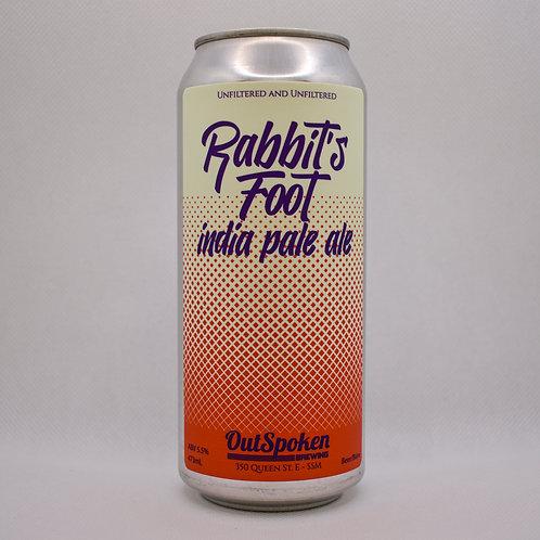 Rabbit's Foot India Pale Ale